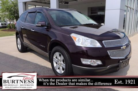 Pre-Owned 2009 Chevrolet Traverse LT w/1LT FWD SUV