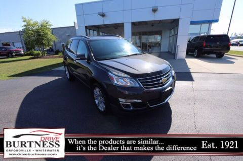 Pre-Owned 2014 Chevrolet Traverse LT w/1LT FWD SUV