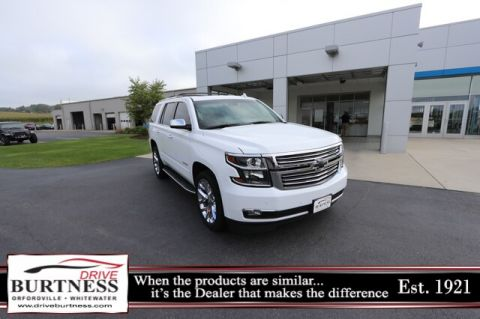 Certified Pre-Owned 2018 Chevrolet Tahoe Premier 4WD SUV