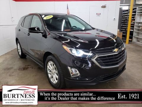 Pre-Owned 2018 Chevrolet Equinox LT w/1LT FWD SUV