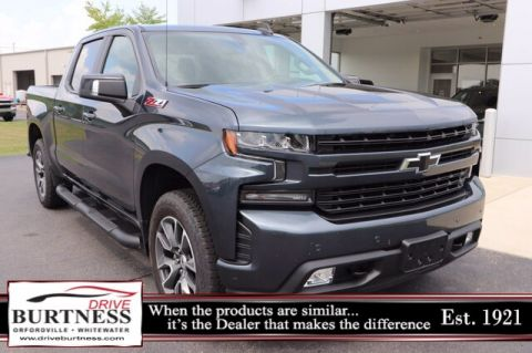Certified Pre-Owned 2019 Chevrolet Silverado 1500 RST 4WD Truck