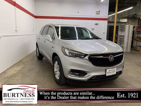 New 2020 Buick Enclave Essence AWD SUV